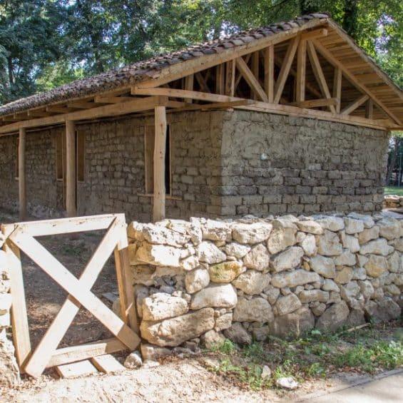 """Casa Tătărească din Muzeul Național al Satului """"Dimitrie Gusti"""""""